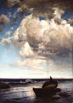 Storm Clouds - Volodymyr Orlovsky