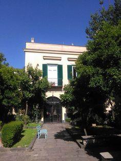 Palazzo Parente - Foto di Domenico Napolitano