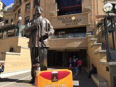 Las cápsulas de café Selectum también han estado en Johannesburgo, Sudáfrica.