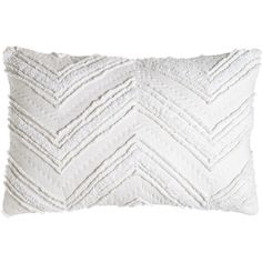 C & F Enterprises Inc Candlewick Dove Pillow ($85) ❤ liked on Polyvore featuring home, home decor, throw pillows, white, white home decor, white accent pillows, white throw pillows and white toss pillows