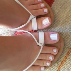 Our site is just for you, Perfect Cute Toes with Sexy Feet all in One Place. Pretty Pedicures, Pretty Toe Nails, Cute Toe Nails, Sexy Nails, Sexy Toes, Pretty Toes, Women's Feet, Feet Soles, Sexy Zehen