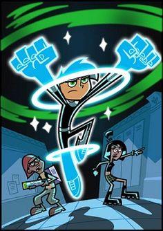 Danny Phantom - holy cows, I remember this show!