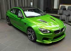 M6 Lime!