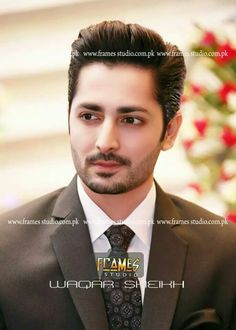 Danish Taimoor on his Valima