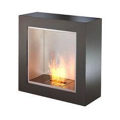 Cube Bioethanol Fireplace -