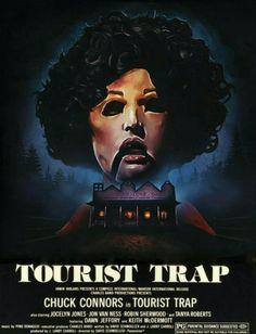 Tourist Trap Horror Movie Poster