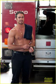 Taylor Kinney: dont even care if this show is considered bad. i will keep watching for this man.