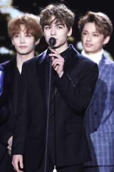 Vernon ft. Jeonghan and Jun