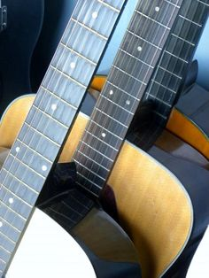 For the guitar player or music lover. Great art piece for your music room or a guitar music themed game or family room. Music teachers, guitar teachers will love this. Guitar Photos, Music Lovers, Guitars, My Photos, Photographs, Guitar, Vintage Guitars