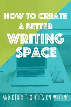 How To Create A Better Writing Space (And Other Thoughts On Writing) | Click through to get some unique tips to build a functional and inspiring writing space! https://ift.tt/2I3oeF4 https://ift.tt/2IQn147 #writing #publishing #reading #literature