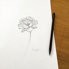 poppy #hongdam #tattooisthongdam #tattoo #tattoos #ink #poppytattoo #illust…