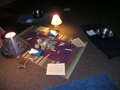 Lots of different prayer station ideas. They are mostly contemplative from the ones I looked through.