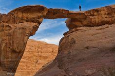 Jordan - Wadi Rum #ConflictofPinterest