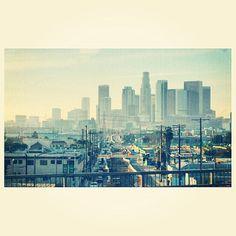 Cross processed LA by jonmatthew photography, via Flickr