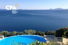 Sea view apartment for sale in Barbati, North East Corfu-CPA 3678 From: http://cpacorfu.com/en/properties/3678