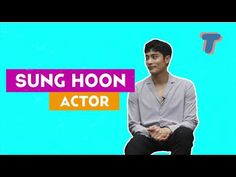 YouTube [ SUNG HOON ] 성훈 TRIES MALAYSIAN DISHES TENGOK Video by Quickie Thank you Sung Hoon Bang 성훈