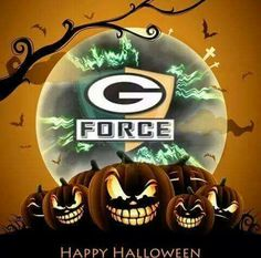 G Force Happy Halloween Packers Funny, Packers Baby, Packers Football, Greenbay Packers, Football Season, Green Bay Packers Wallpaper, Green Bay Packers Logo, Nfl Green Bay, Halloween Night