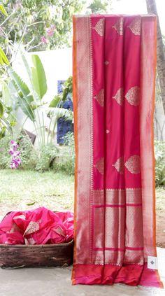 BENARES SILK L05517   Lakshmi