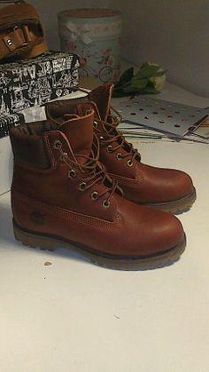 107da80baa7 Timberland boots!!!LOVE THESE CINNAMON OLD SKOOLS!!