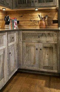 Love the cabinets & back splash
