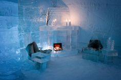 Hotel di ghiaccio Snow Village, Finlandia