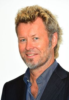 """Magne Furuholmen attends a press call for the """"Texture"""" exhibition made in support of The Queen Sonja Print Award at Paul Stolper Gallery on September 27, 2016 in London, England."""