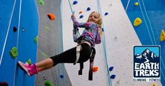 GRAND OPENING EXCLUSIVE! Save up to 62% Off Climbing at Earth Treks COLUMBIA! #CertifiKIDAd