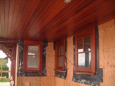 Paul Anvar Architect - Oakland Craftsman House Craftsman, Windows, Mirror, Architecture, House, Furniture, Home Decor, Artisan, Arquitetura