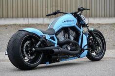 H-D ~ #harleydavidsoncustommotorcyclesvrod