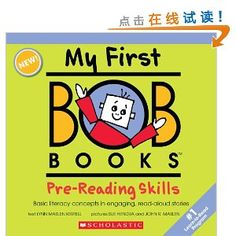 Pre-Reading Skills/Sue Hendra-图书-亚马逊 [sight words,bob]