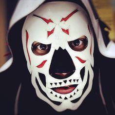 Luchador Mask, Mexican Stuff, Undertaker, Professional Wrestling, Parka, Ranger, Europe, Holidays, World