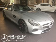 Mercedes Benz AMG GT S | MERCEDES BENZ JAKARTA