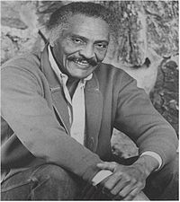 """William H. Marshall (Aug.19, 1924 – June 11, 2003) was an American actor, director, and opera singer. Best known for his title role in the 1972 blaxploitation classic Blacula, as the """"King of Cartoons"""" on the 1980s television show Pee-wee's Playhouse beginning with its second season, and an appearance as Dr. Richard Daystrom on the original Star Trek television series. A fictionalized version of Thomas Bowers' life was depicted by Marshall in a 1964 episode of Bonanza titled """"Enter Thomas…"""