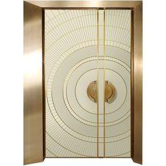 Wooden Doors For Sale Flush Door Design, Single Door Design, Door Design Interior, Modern Entrance Door, House Entrance, Custom Wood Doors, Wooden Doors, Bungalow Interiors, Door Molding