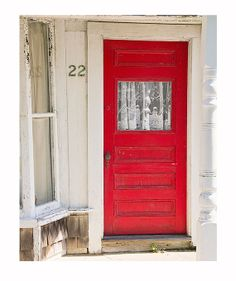 inviting red by Helen Makadia on Etsy