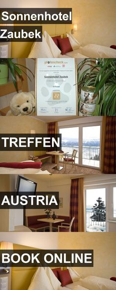 Sonnenhotel Zaubek in Treffen, Austria. For more information, photos, reviews and best prices please follow the link. #Austria #Treffen #travel #vacation #hotel