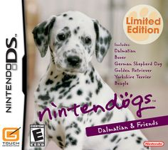 Aww! I loved Nintendogs! ♡