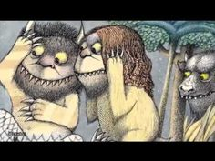 Where The Wild Things Are  narrated by Maurice Sendak- YouTube