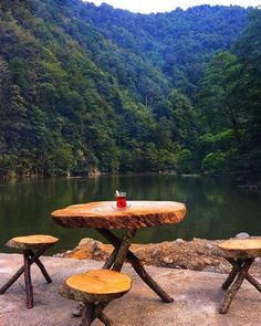 Keyfi Enjoying tea in nature & The post Enjoying tea in nature & appeared first on Wood Works Club. Wonderful Places, Beautiful Places, Farm Life, Outdoor Furniture, Outdoor Decor, Nice View, Life Is Beautiful, Beautiful Smile, Outdoor Spaces