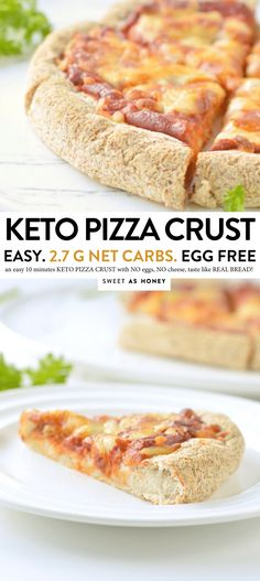 Maybe this dairy free crust will make the bread sticks I've been craving!