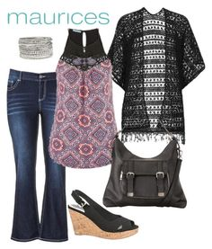 SuperSoft Denim: Date Night by maurices on Polyvore featuring maurices