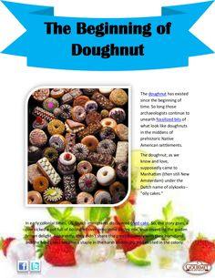 the-beginning-of-doughnut by Arnie Kaye Dillen via Slideshare