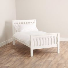 Classic Single Bed | The White Company