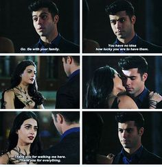 "#Shadowhunters 2x08 ""Love Is a Devil"""