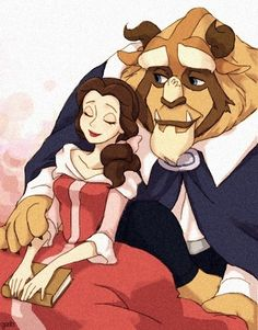 belle deviantart beauty and the beast | Disney Couples Belle and the Beast