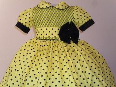vestido da abelhinha