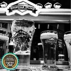Granville Island Brewing. Ultimate Vancouver Craft Beer Brewery List