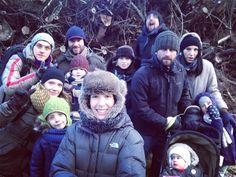 Свенска семейска  schwedische Familie