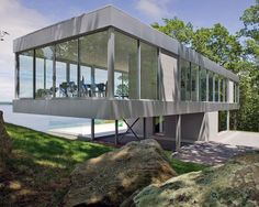 Clearhouse, USA by Michael P Johnson & Stuart Parr Design