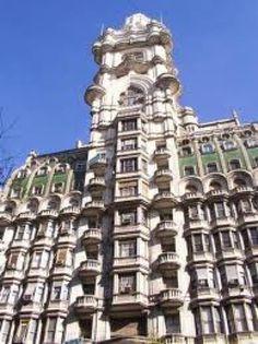 Palacio Barolo en Monserrat, Buenos Aires C.F.